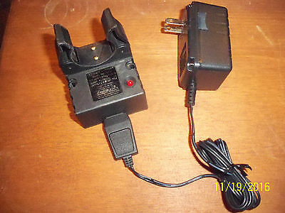 Streamlight Stinger Series Charger, 75000, 10 hr Steady Charger, with 120v AC