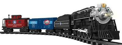 Lionel 7-11489 G Snoopy Railroad Large Scale Train Set