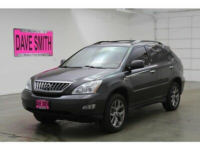 2009 Lexus RX Base Sport Utility 4-Door 09 Lexus RX 350 Auto Sunroof Keyless Entry Heated Seats Navigation Capable
