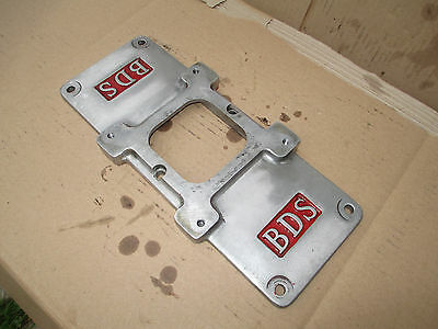 BDS Blower Carburetor Top Plate Cover 671/871 Hemi Nitro SCTA Willys Gasser carb