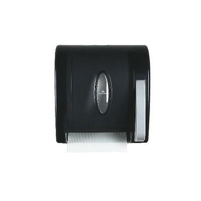 Georgia-Pacific GPC 543-38 Hygienic Push-Paddle Roll Towel Dispenser