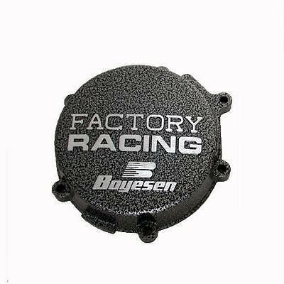 Boyesen Factory Racing Ignition Cover Silver for KTM 250 SX 2003
