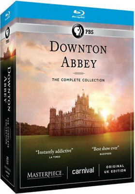 Downton Abbey: The Complete Collection (Masterpiece) [New Blu-ray] Boxed Set