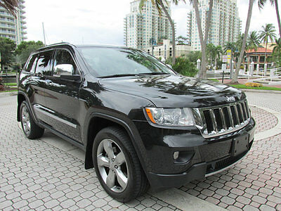 2012 Jeep Grand Cherokee 4WD 4dr Limited LIMITED 4X4 AWD NAVIGATION BACK UP CAM HEMI 5.7 V 8 VERY SHARP CLEAN CARFAX