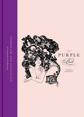 The Purple Book: Symbolism & Sensuality in Contemporary Art and Illustration (H.