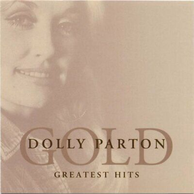 Dolly Parton - Gold - Greatest Hits - Dolly Parton CD C6VG The Cheap Fast Free