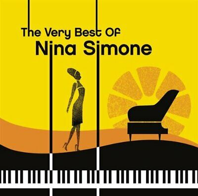 Nina Simone - The Very Best Of Nina Simone - Nina Simone CD 8AVG The Cheap Fast