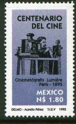 MEXICO 1947, Motion Pictures Centennial. MNH (69)