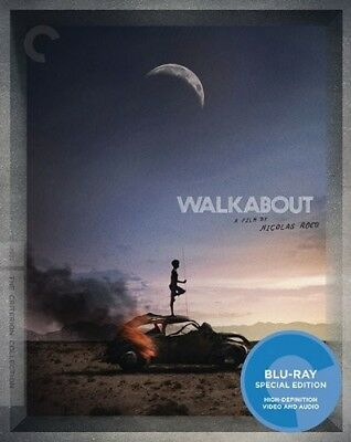 Walkabout (Criterion Collection) [New Blu-ray] Widescreen