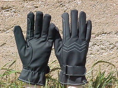 Winter Thinsulate Lined Riding Gloves Equigear Ladies Small