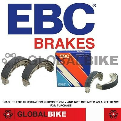 High Performance Motorcycle Plain Organic Brake Shoe EBC Y513