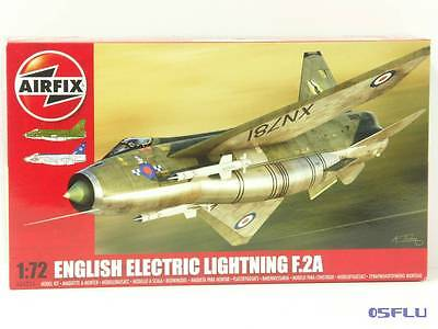 Airfix 1:72 A04054 English Electric Lightning F.2A - NEU!