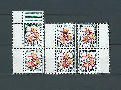 TAXES - 1964-71 YT 100 paires - TIMBRES NEUFS** LUXE