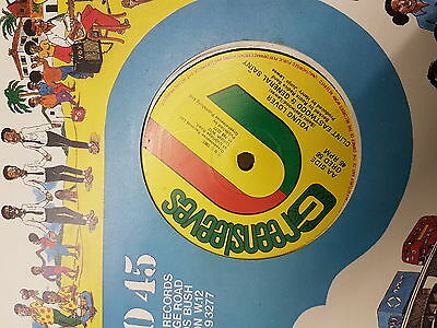 """Clint Eastwood  & General Saint - Young lover  - Greensleeves Rec.  12"""""""
