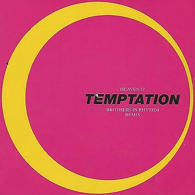 "Heaven 17 ""temptation ""  7"" Uk Press 1992 Vs 1446"