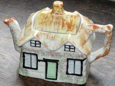 Price Kensington 'ye Olde Cottage' Teapot In Vgc - Mark To Base Made In England