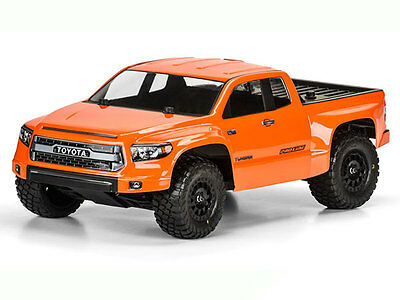 Pro-Line Toyota Tundra TRD Pro True Scale Clear Body #PL3476-00