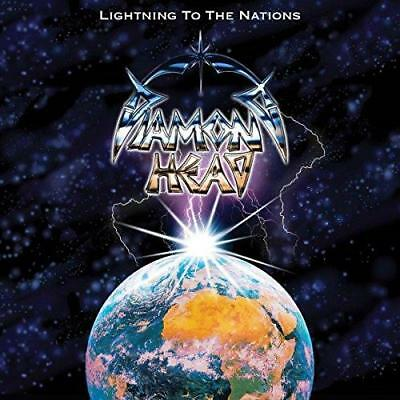 Diamond Head - Lightning To The Nations (NEW 2CD)