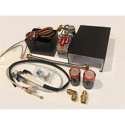 Grand Canyon Gas Logs MVKEIKN Battery Electronic Ignition System, Natural Gas