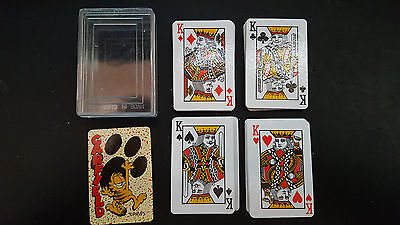 Garfield mini Playing cards complete