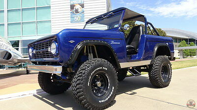1968 Ford Bronco SUV  1968 Ford Bronco Customized 4x4 Classic Lifted with a load of ***UPGRADES***
