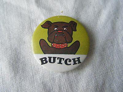 Vintage Butch The Dog Badge (The Sooty Show), Kelloggs Premium 1960's
