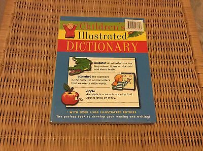 CHILDREN'S ILLUSTRATED DICTIONARY by Betty Root.