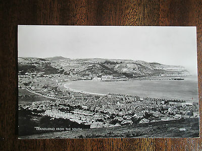 "Vintage  Rp Postcard,  "" Llandudno From The South ""."