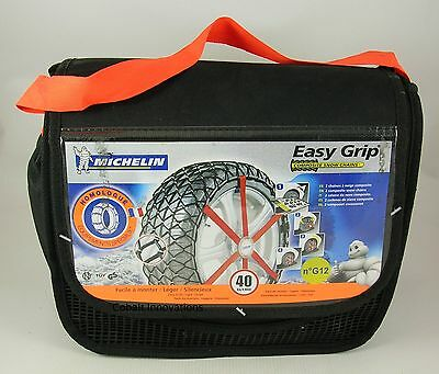 Michelin Easy Grip Composite Snow Chains G12 7906