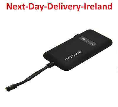 2Pin Vehicle Bike Motorcycle Car GPS/GSM/GPRS Real Time Tracker Tracking Device