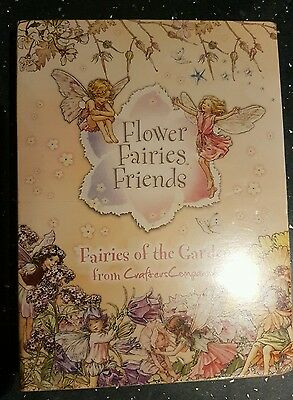 Flower Fairies Friends - 3 disc set from Crafter's Companion..NEW SEALED