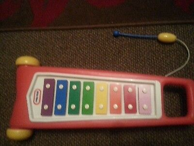pull along little tikes xylophone
