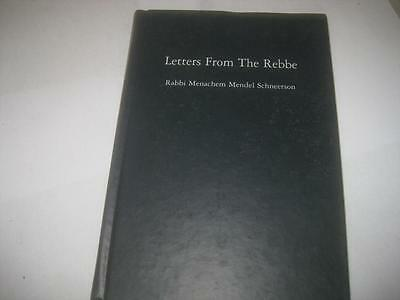 Letters from the Rebbe: Rabbi Menachem Mendel Schneerson vol 2 CHABAD