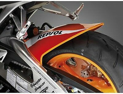 Genuine Honda Repsol Rear Tire Hugger 2013-2016 Cbr1000Rr Orange