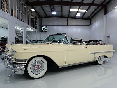 1957 Cadillac Other Series 62 Convertible, low miles! Well optioned! 1957 Cadillac Series 62 Convertible, Concours D'Elegance Best in Class winner!