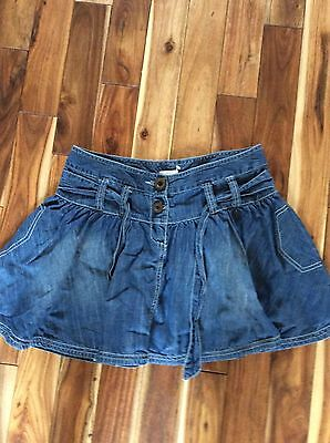 Next Girls 13yrs Denim Skirt