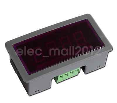 New RS485 Serial Port Meter Red LED Display PLC Communication MODBUS-RTU / ASC