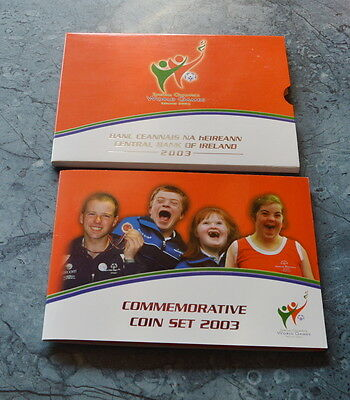 * Irland KMS 2003 st *** SPECIAL OLYMPICS  WORLD GAMES