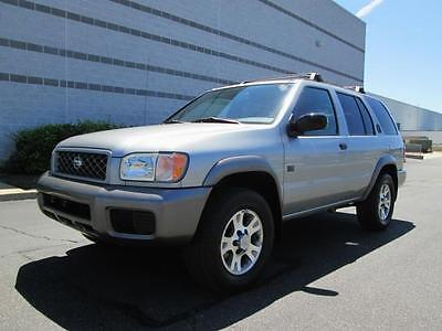 1999 Nissan Pathfinder  1999 Nissan Pathfinder SE 4X4 1 Owner Super Clean Well Maintained Great Buy