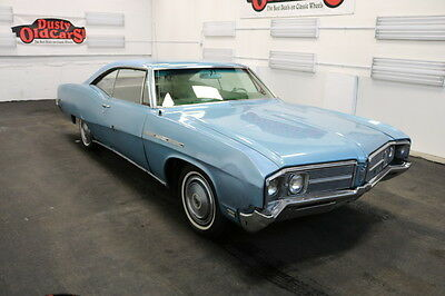 1968 Buick LeSabre Runs Drives Body Inter Good 340V8 2 spd auto 1968 Blue Runs Drives Body Inter Good 340V8 2 spd auto!
