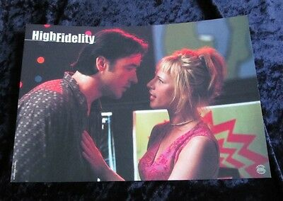 High Fidelity Lobby Cards - John Cusack, Jack Black - French Set of 6
