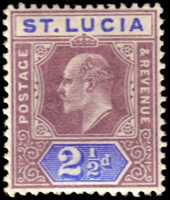 St. Lucia #52 MLH