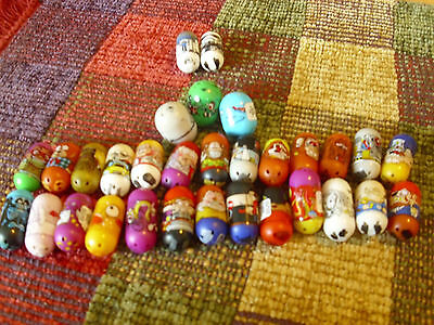 Mighty Beanz including Star Wars Characters