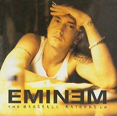Eminem - The Marshall Mathers LP - Eminem CD AEVG The Cheap Fast Free Post The