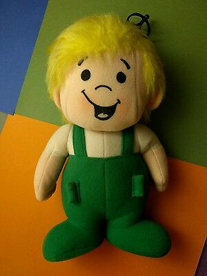 "Elroy Jetson 11"" Plush - 1986, The Jetsons Hanna Barbera - Free Shipping"