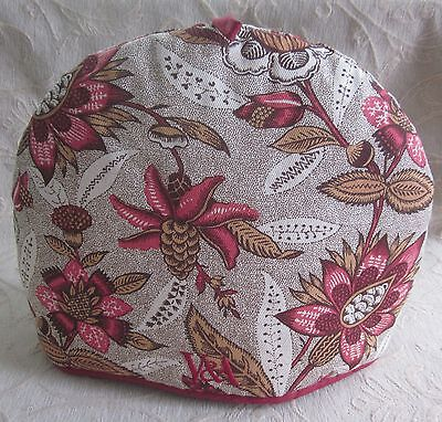 V&A Victoria & Albert Museum Collection cotton fabric TEA COSY Ulster Weavers