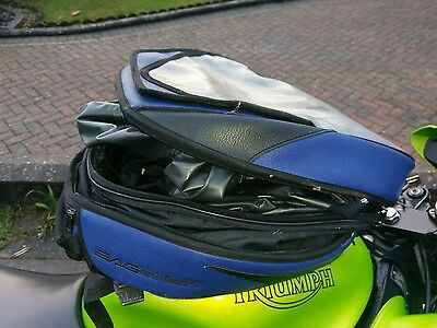 baglux bagster tank bag used but good condition