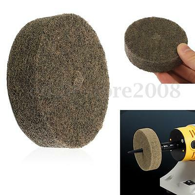 3'' 75mm Nylon Fiber Polishing Polisher Buffing Pad Wheel for Rotary Tool