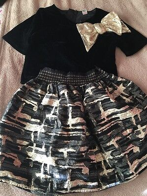 Stunning Girls Party Outfit Age 9 Years