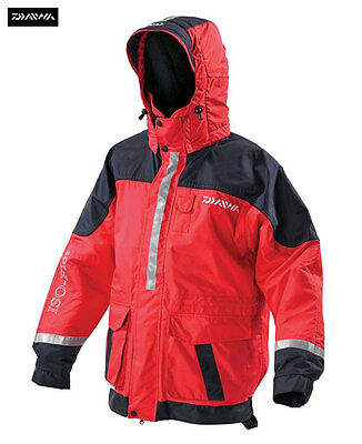 New Daiwa Isoflot Flotation Jacket - All Sizes Available Model No. DISOFJ